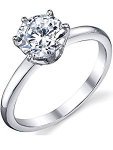 Verlobungsring Sterling-Silber 925 imVergleich
