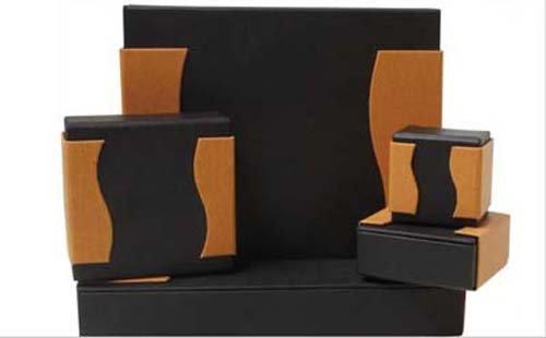 Geschenkbox Silberringe