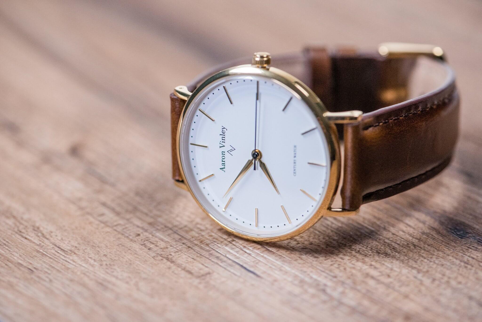 Aaron Vinley Watches – Ein deutsches Startup aus der Uhrenindustrie mit viel Potential