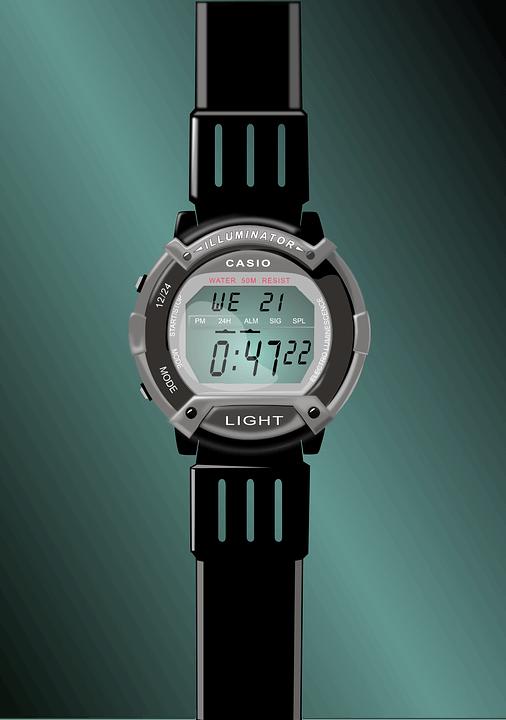Digital Armbanduhren – Unser großer Vergleich